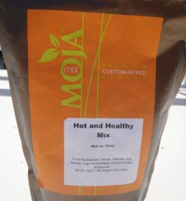Health Product Review: How to Pick a Healthy Cereal…Moja Mix Premium Custom Mixed Cereal (Watch Video)