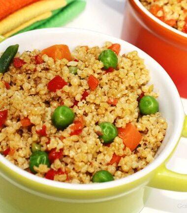 clean eating millett recipes
