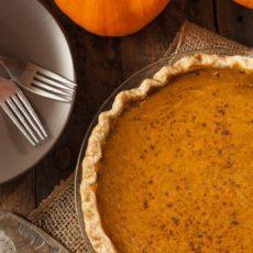 clean eating gluten free pumpkin pie