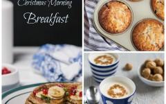Christmas Healthy Gingerbread Pancakes