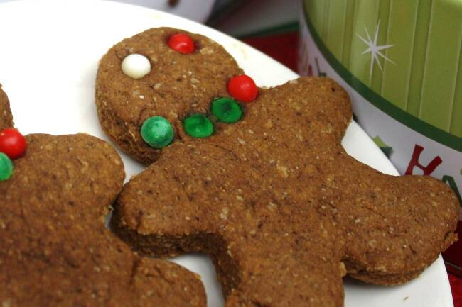 Gingerbread Cookie Recipe for Kids