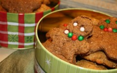 clean eating gingerbread cookie recipe
