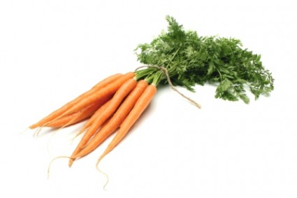 are carrots healthy