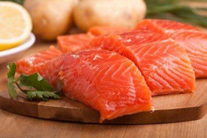 salmon healthy diet plan