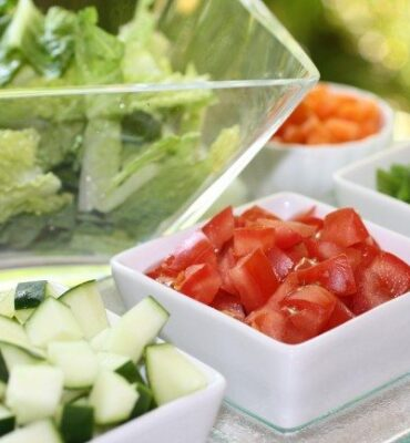 clean eating chopped salad recipe