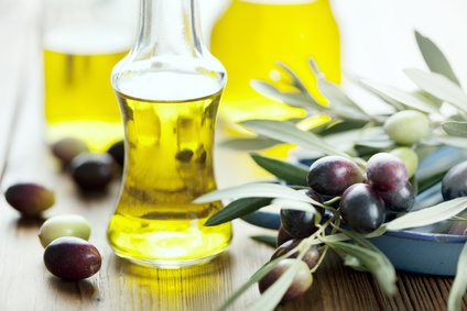 healthy living olive oil