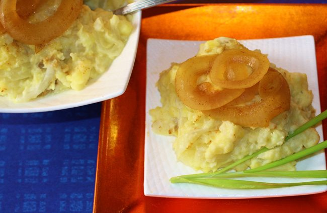 clean eating vegetable gratin