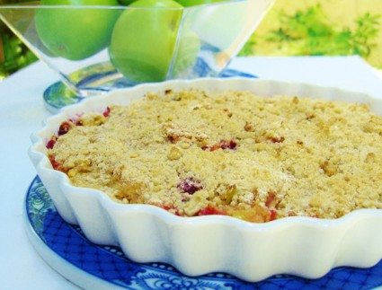 apple crisp recipe healthy
