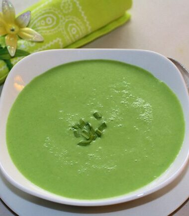 clean eating raw soup recipe