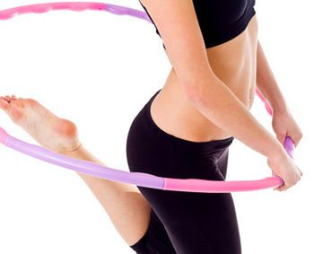 Cardio and Leg Toning Hula Hoop Exercise with Hoopnotica Hoops