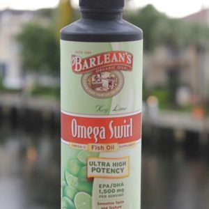 Barlean's Omega Swirl: The Omega-3 Solution for the Whole Family