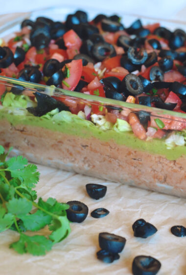 Healthy 7 Layer Salad Recipe