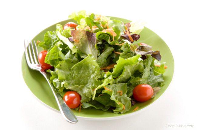 healthy living recipes