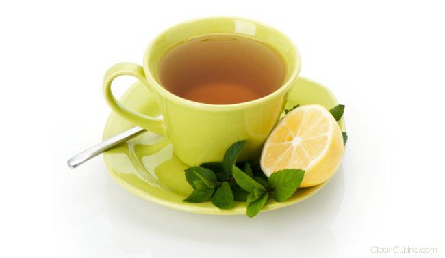 Natural Food Detox Green Tea