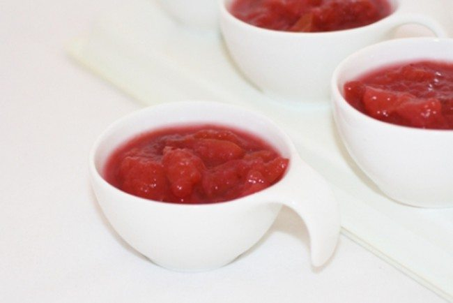Healthy Applesauce Recipe