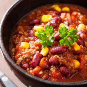 Southwest Slow Cooker Turkey Chili Recipe