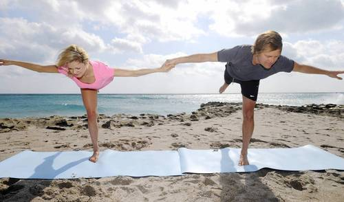 Fitness Workout For Couples