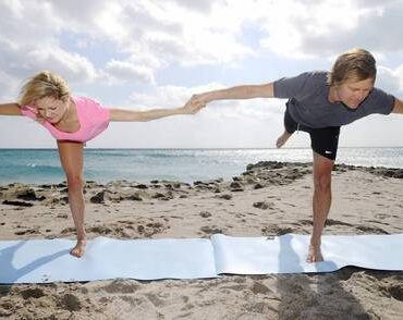 Fitness Workout Program for Couples