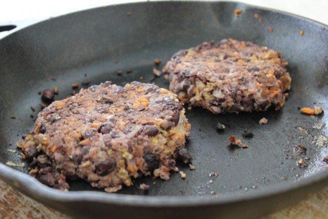 Meat Free Monday Black Bean Burger Recipe