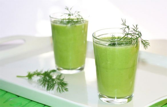 Dill Detox Smoothie
