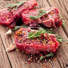 clean eating grass fed beef