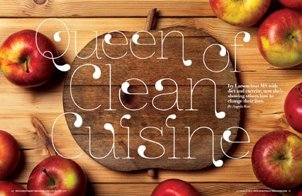 Sweat Equity Clean Cuisine Feature