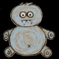 Chunkie Dunkies Mascot