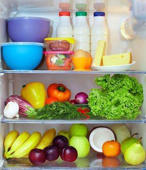 Clean Eating Refridgerator