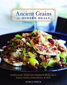 Ancient Grains book