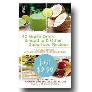 Clean Cuisine Superfood Cookbook