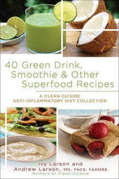 clean cuisine superfood cookbook