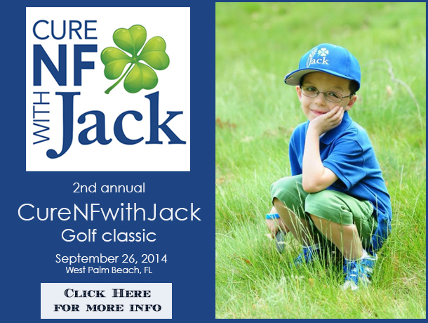 Cure NF with Jack Ad