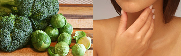 cruciferous vegetables and thyroid
