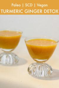 turmeric ginger tonic pinterest
