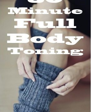 30-Minute Full Body Toning Workout Video