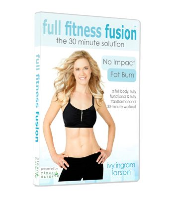 full fitness fusion dvd