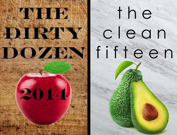 Dirty clean fifteen