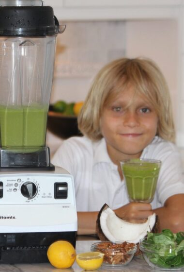 Cooking with a Vitamix Enabled Me to Truly Eat Clean