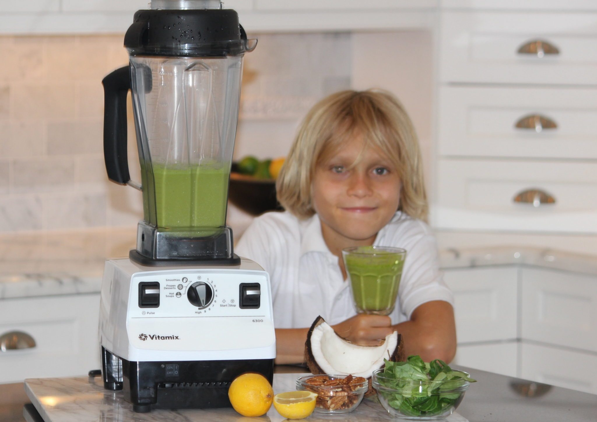 Cooking with a Vitamix