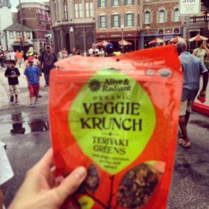 Veggie Krunch