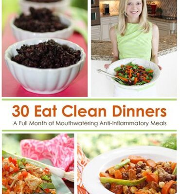 30 Eat Clean Dinners Cookbook