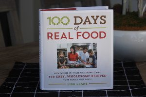 100 days of real food recipes
