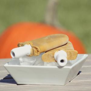 5-Minute Pumpkin Ice Cream Bar