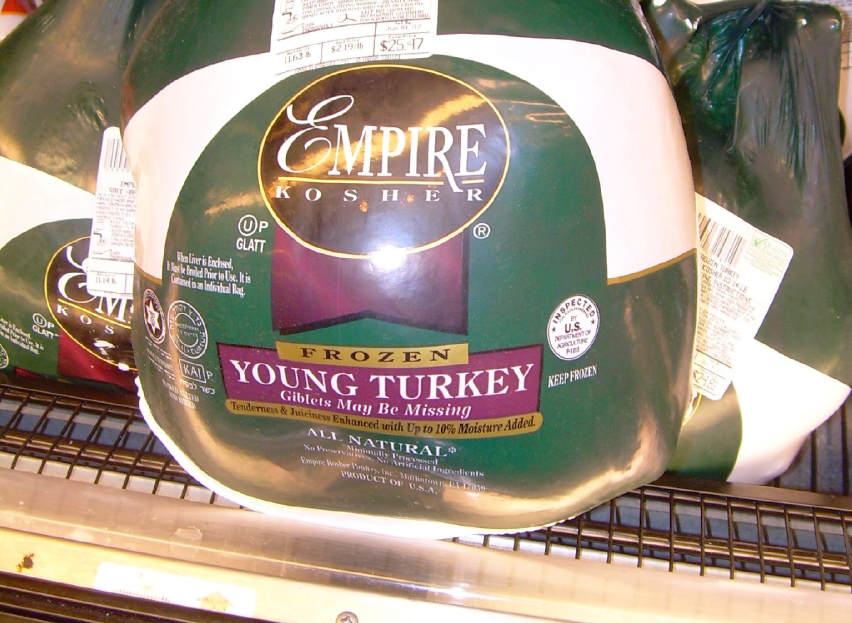 kosher thanksgiving turkey