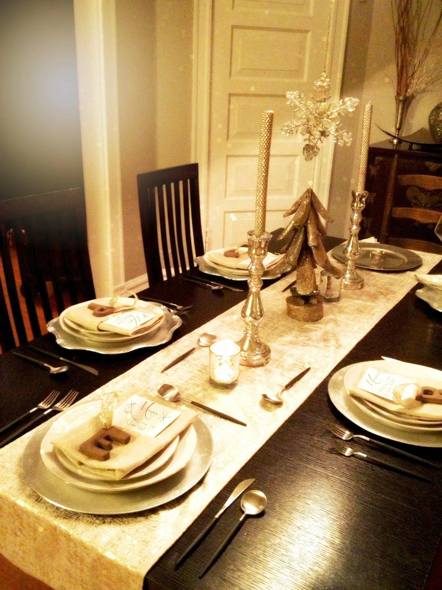 Holiday Table Setting Ideas Tips Clean Cuisine