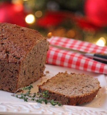 Savory Superfood Whole Grain Bread Recipe