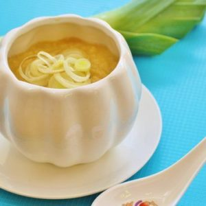 Recipe: Fiber-Rich Garbanzo Bean Soup