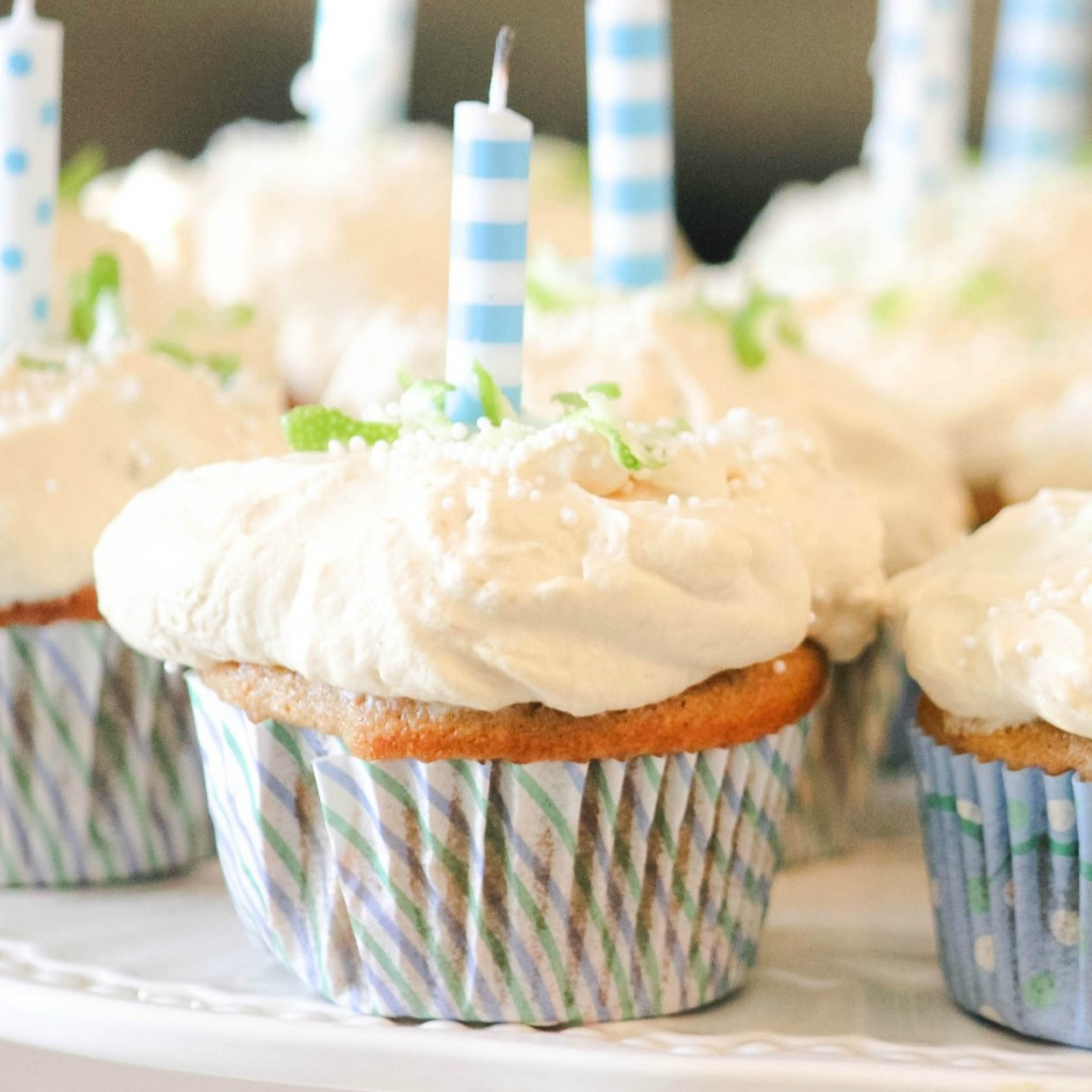 Key Lime Pie Cupcake Recipe
