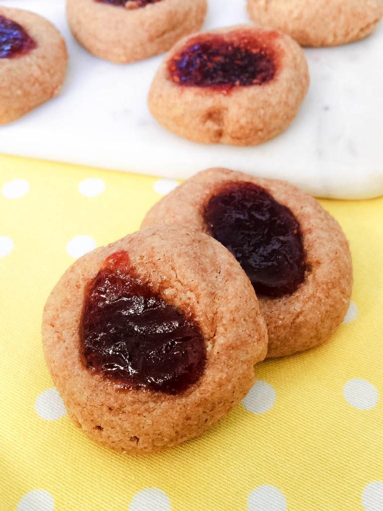 Thumbprint-Cookie-Recipe
