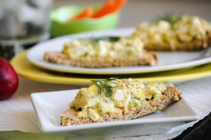 How to Make Egg Salad Without Mayo